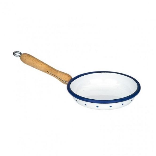 Game frying pan of Nic enamel of 10 cm (NIC530222)