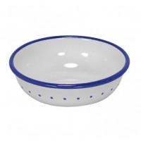 Game salad bowl of Nic enamel of 14 cm (NIC530264)
