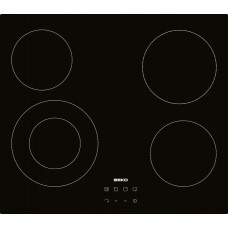 Cooking surface of Beko HIC64402