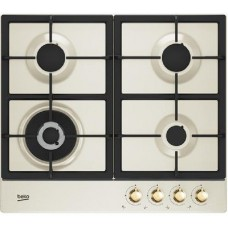 Cooking surface of Beko HIAW64225SCR