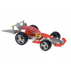 Designer metal Same Toy Inteligent DIY Model Race car of 186 elements (WC38DUt)