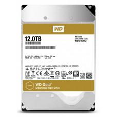 Hard drive internal WD 12TB 256MB 7200RPM 3.5'' SATA III Gold (WD121KRYZ)