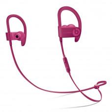 Powerbeats 3 Wireless Neighborhood Collection Brick Red earphones (MPXP2ZM/A)