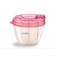 Container for storage of Nuvita milk red (NV1461Red)