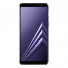 Samsung Galaxy A8 smartphone + 2018 DS A730F Orchid Gray