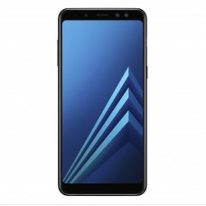 Samsung Galaxy A8 2018 DS A530F Black smartphone