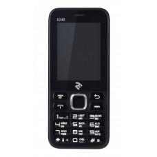 Mobile phone 2E E240 DS Black