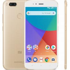 Xiaomi Mi A1 Gold smartphone