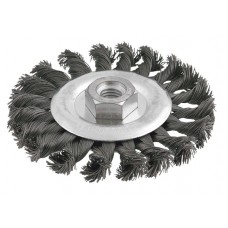 Brush wire disk VERTO 62H140, 115 of mm