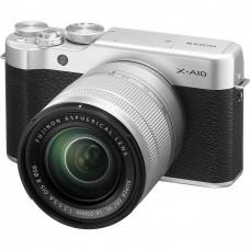 Camera FUJIFILM X-A10 + XC 16-50mm Silver (16534352)