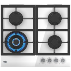 Cooking surface of Beko HILW64225SW