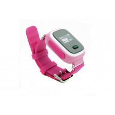 Children's watch phones with the GPS GOGPS ME K11 tracker pink (K11PK)