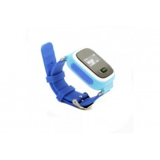 Children's watch phones with the GPS GOGPS ME K11 tracker blue (K11BL)