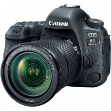 CANON EOS camera 6D Mark II 24-105mm F/3.5-5.6 IS STM (1897C030)