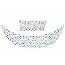 Accessory for a pillow of Nuvita DreamWizard (pillowcase/cover) White with points of NV7101Dots (NV7101DOTS)