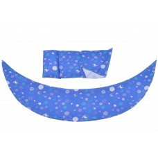 Accessory for a pillow of Nuvita DreamWizard (pillowcase/cover) Blue NV7101Blue (NV7101BLUE)