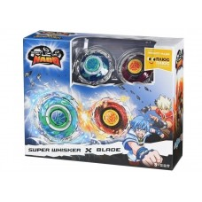 Top of Auldey Infinity Nado battle of Super Whisker & Blade Super Whirlwind + Blade (YW624313)