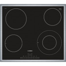Cooking surface of Bosch PKF645FP2E