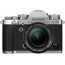 Camera FUJIFILM X-T3 + XF 18-55mm F2.8-4R Silver (16589254)