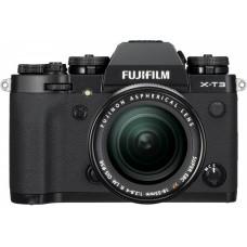 Camera FUJIFILM X-T3 + XF 18-55mm F2.8-4R Black (16588705)