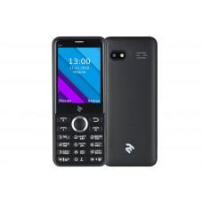 Mobile phone 2E E280 2018 DS Black