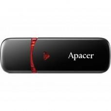 Drive USB 2.0 of APACER AH333 32GB Black (AP32GAH333B-1)