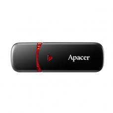 Drive USB 2.0 of APACER AH33364GB Black (AP64GAH333B-1)