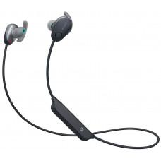 Bluetooth Sony WI-SP600N Black earphones