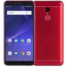 Smartphone 2E F572L 2018 DS Red