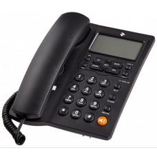 Phone cord 2E AP-410 Black