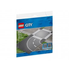 Designer LEGO City Turn and intersection (60237)