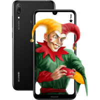 Huawei Y7 2019 smartphone (DUB-LX1) DS Black
