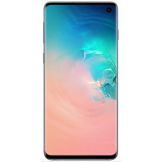 Samsung Galaxy S10 G973F White smartphone