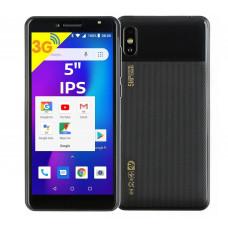 Smartphone 2E E500A 2019 DS Black