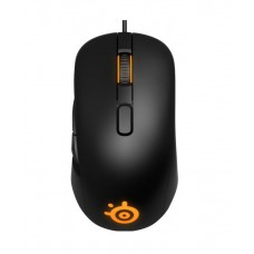 Game mouse of STEELSERIES Rival 105, black (62415)