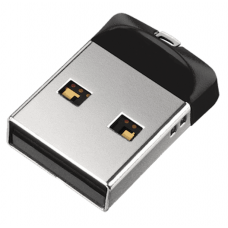 Drive USB 2.0 of SanDisk 16GB USB Cruzer Fit (SDCZ33-016G-G35)