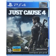 Game Just Cause 4 [PS4, Russian version]