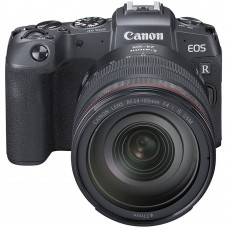 CANON EOS camera RP + RF 24-105L + EF-RF (3380C045) adapter