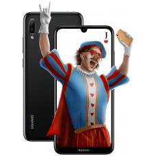 Huawei Y6 2019 DS Midnight Black smartphone