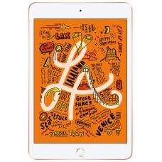 IPad mini Apple tablet 5 Wi-Fi + 4G 256GB Gold (MUXE2RK/A) 2019