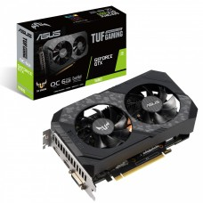 Video card of ASUS GeForce GTX1660 6GB GDDR5 TUF OC (TUF-GTX1660-O6G)
