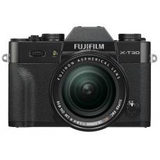 Camera FUJIFILM X-T30 + XF 18-55mm F2.8-4R Black (16619982)