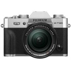 Camera FUJIFILM X-T30 + XF 18-55mm F2.8-4R Silver (16619841)