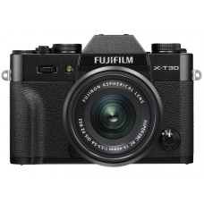 Camera FUJIFILM X-T30 + XC 15-45mm F3.5-5.6 Black (16619267)