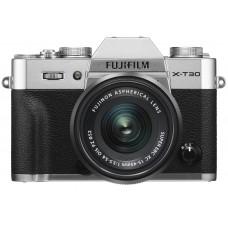 Camera FUJIFILM X-T30 + XC 15-45mm F3.5-5.6 Silver (16619126)