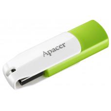 Drive USB 2.0 of APACER AH335 32GB Green/White (AP32GAH335G-1)