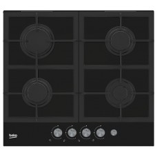 Cooking surface of Beko gas HILG64235S