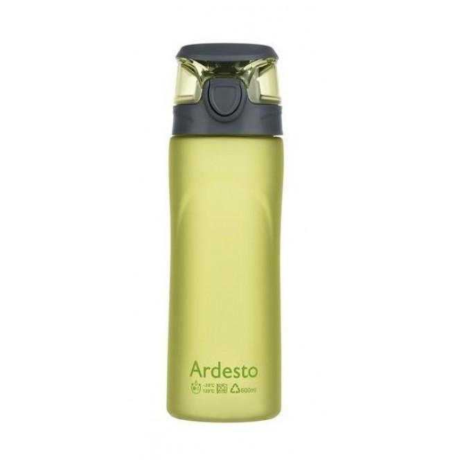 Bottle for Ardesto water of green 600 ml (AR2205PG)