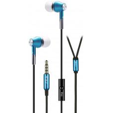 Earphones 2E S2 Metal Skin Blue