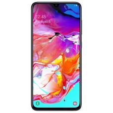 Samsung Galaxy A70 A705 Black smartphone